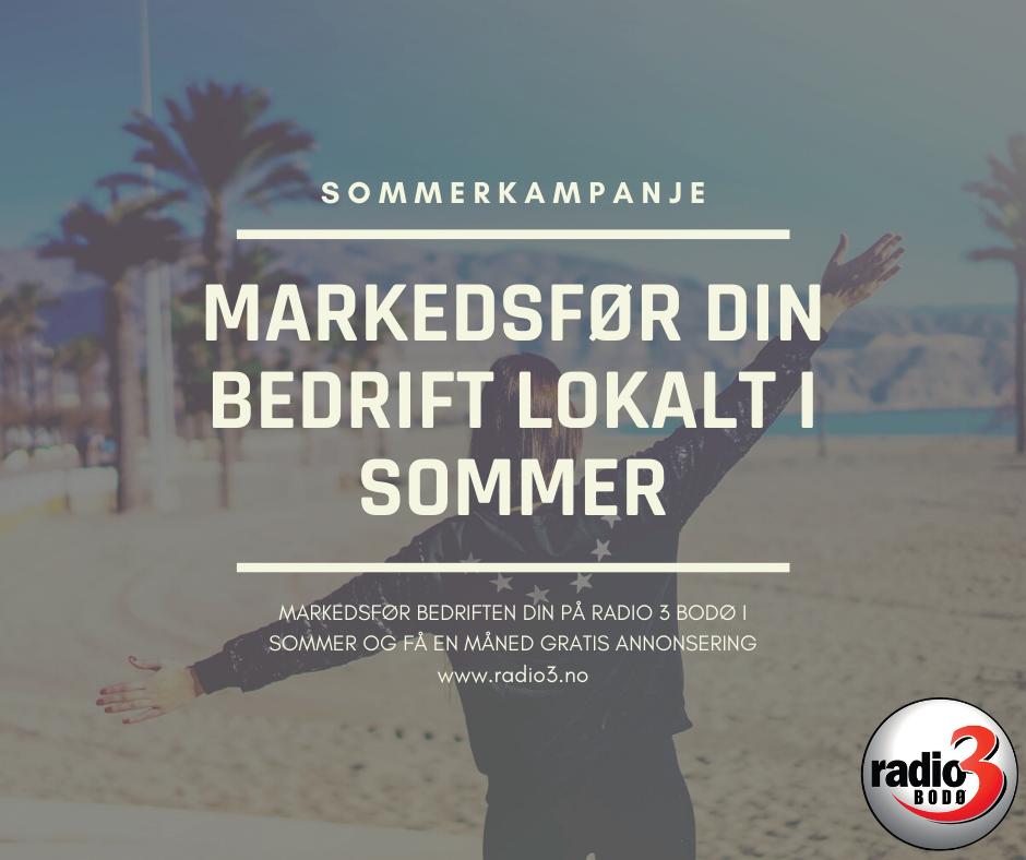 Sommerkampanje R3B