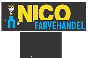 Nico Farvehandel Happy Homes